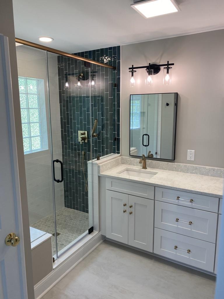 Bathroom Remodel Hillsborough