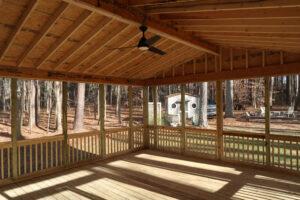 Decks & Screened Porches