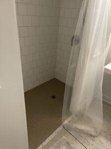 Shower Before