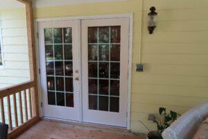 Exterior Doors and Lights